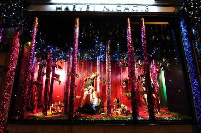 christmas-window-in-London-2014-15