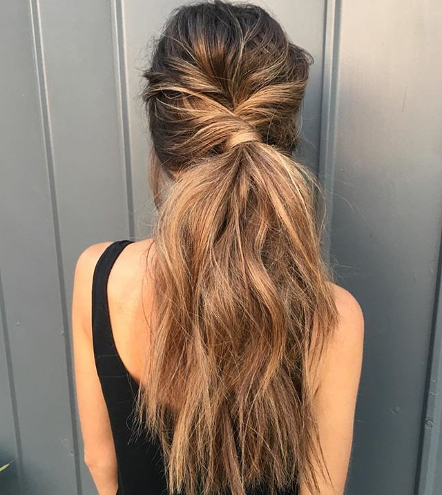 Cute-Easy-Hairstyles-summer-for-Long- Hair-1