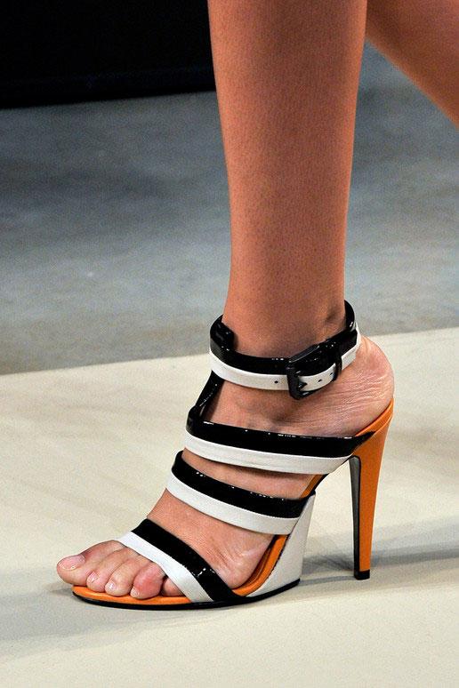 320fe0bd03b Μόδα: Παπούτσια άνοιξη - καλοκαίρι 2012 | beautynote